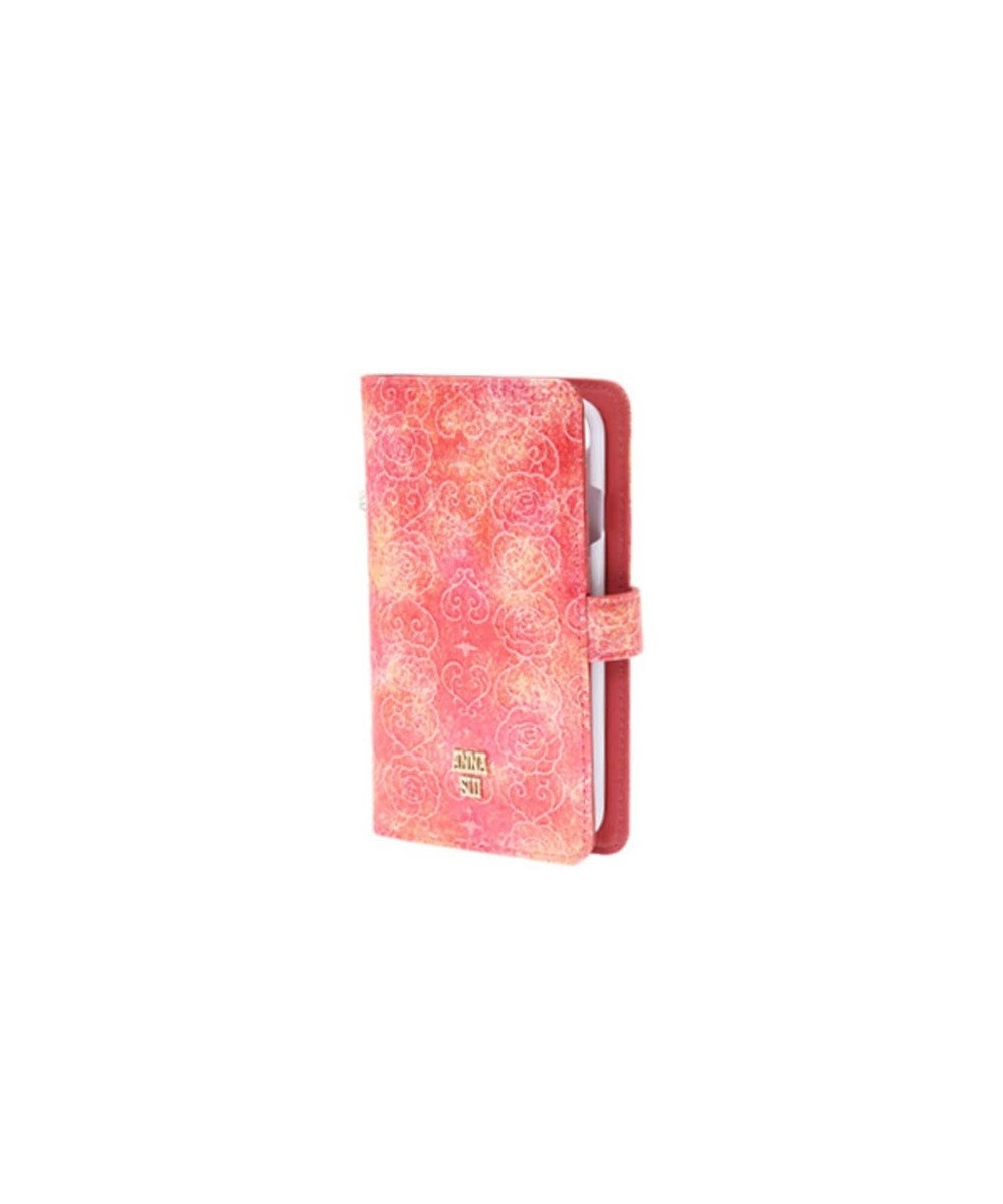 ANNA SUI ANNA SUI アナ スイ ローズハート iPhone6.7.8.SE対応ケース ピンク