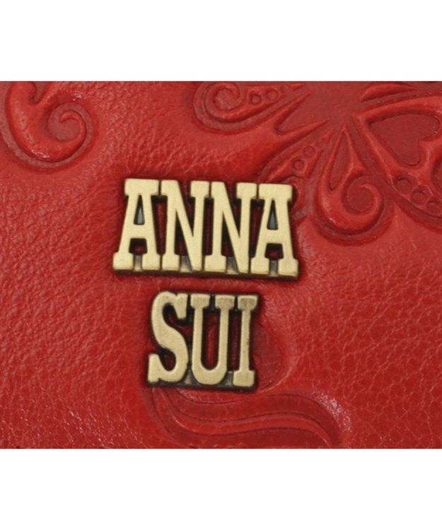 ANNA SUI ANNA SUI アナ スイ ダリア パスケース