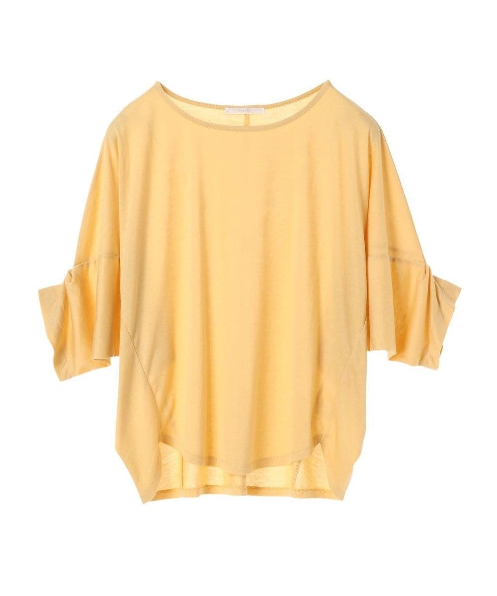 Green Parks ・LHELBIE 変形ドルマンプルオーバー Yellow