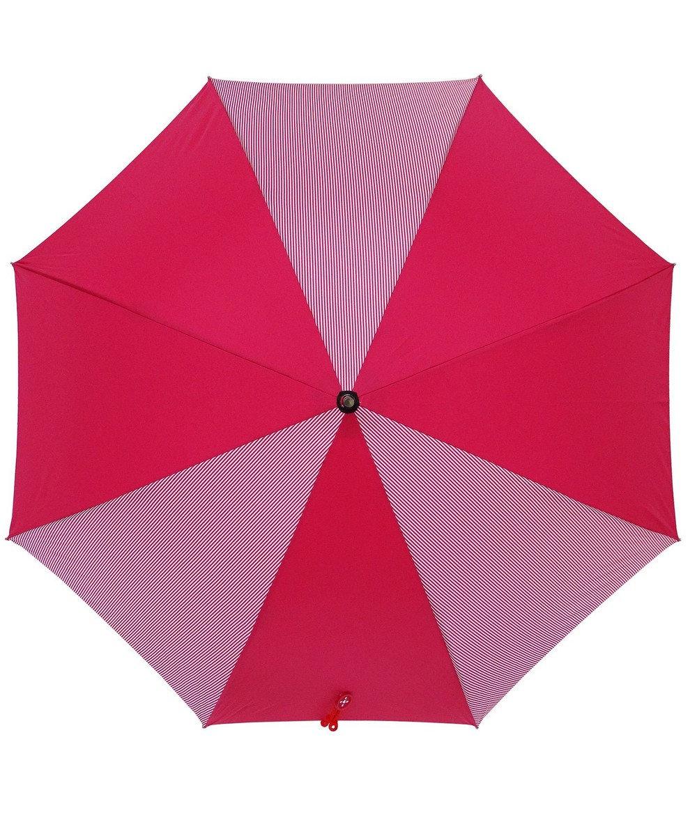 +RING 【プラスリング】数量限定 レディース向け 長傘60cm PNK-STP T703 ピンク