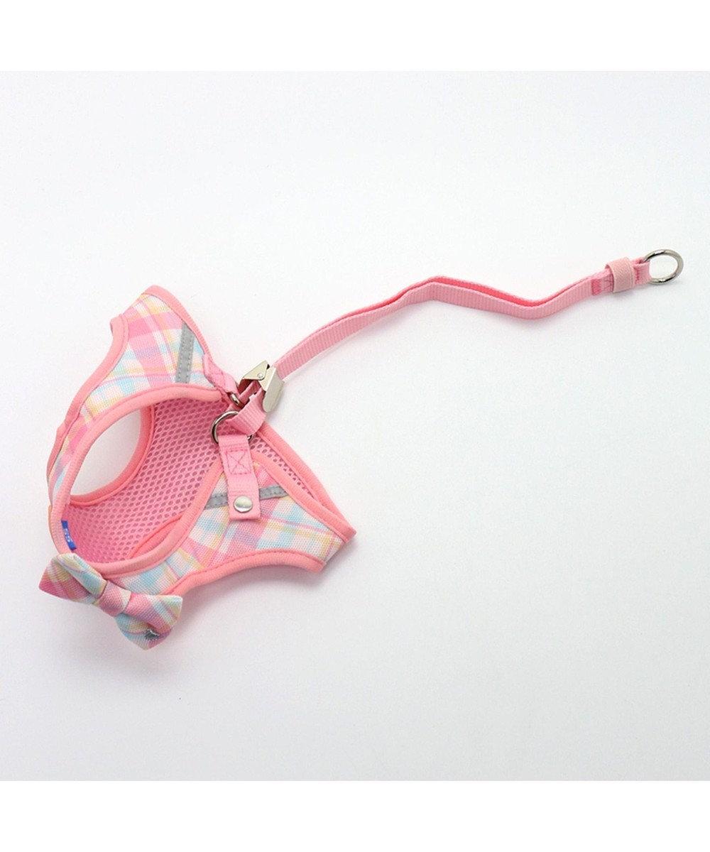 PET PARADISE プリティブーケ ハーネス フィットハーネス ペット3S ピンク(淡)