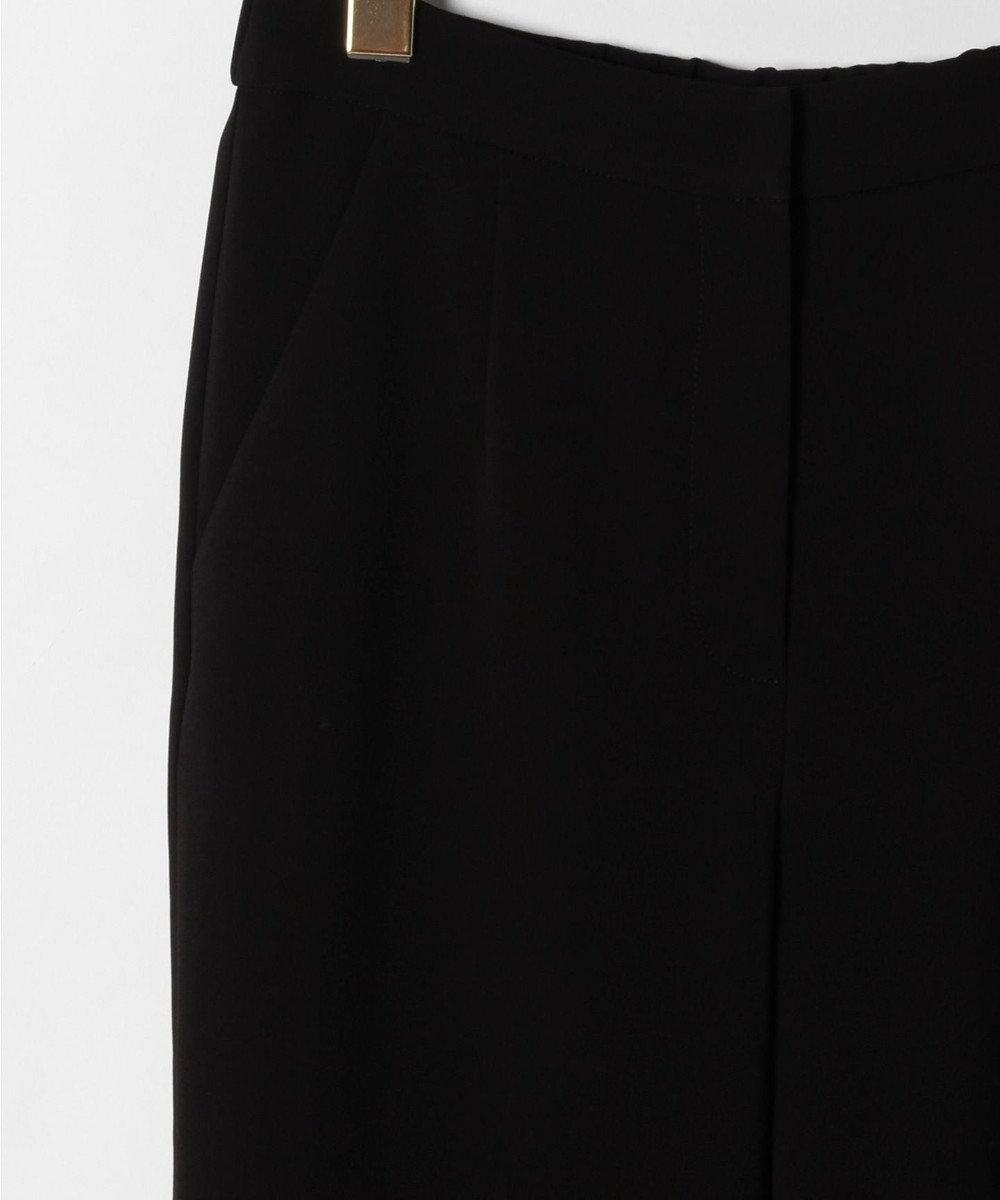 GRACE CONTINENTAL ベルボトムレトロパンツ ブラック