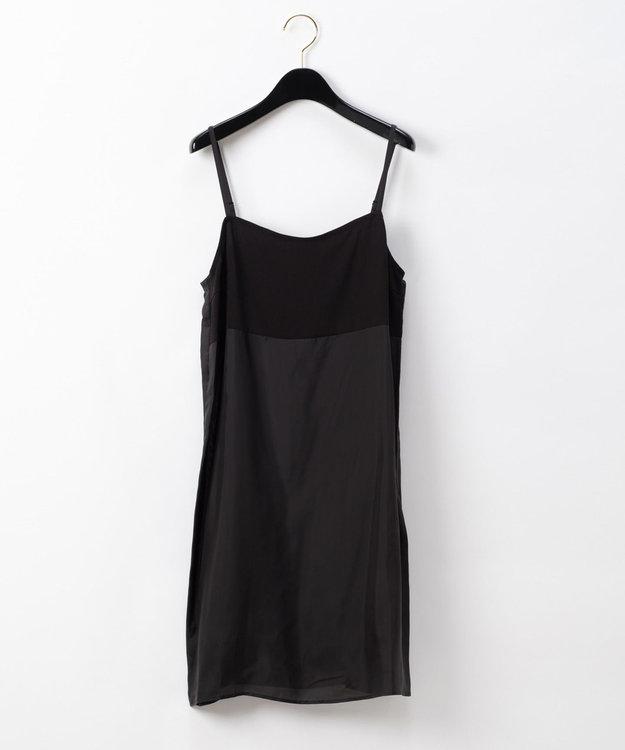 GRACE CONTINENTAL トリアセドレープドレス