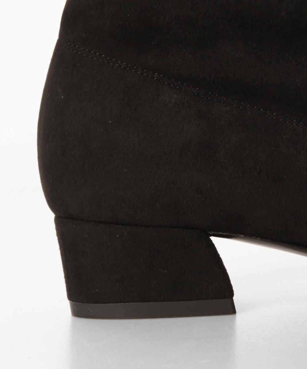 GRACE CONTINENTAL FABIO RUSCONI ストレッチブーツ ブラック
