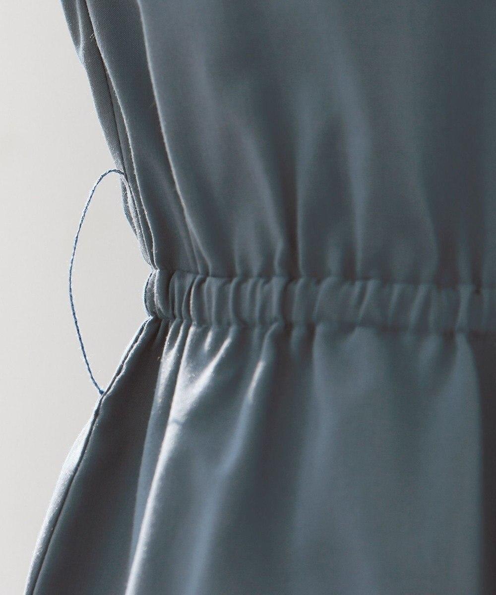 Tiaclasse 【洗える】オフショルダー風、ブライトワンピース パープル