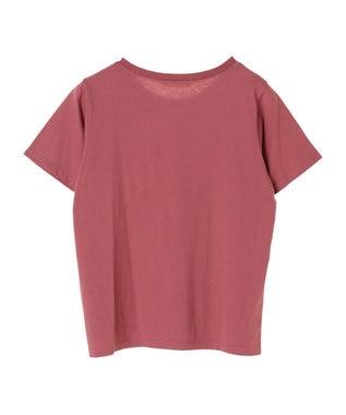 Green Parks タイポグラフィーロゴTシャツ Gray