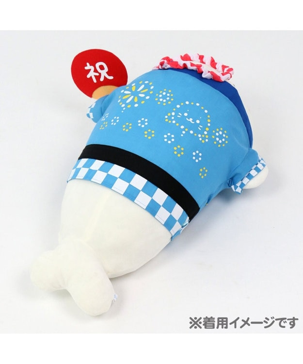 Mother garden しろたん お祭りはっぴ 抱枕カバー 【単品】55cm抱き枕対応カバー