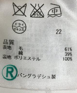 ONWARD Reuse Park 【組曲】スカート秋冬 グレー