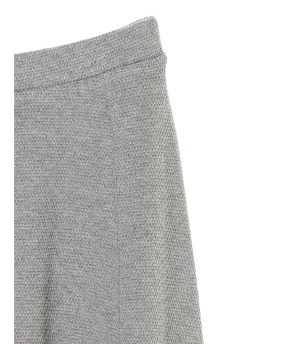 AMERICAN HOLIC ポコポコカットマキシスカート Light Gray Mixture