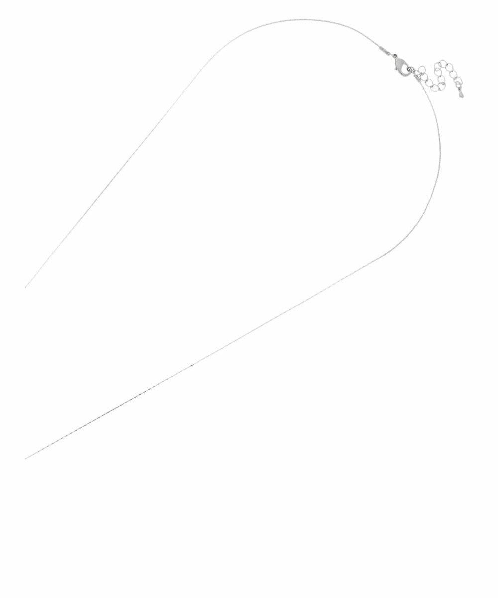 AMERICAN HOLIC クロスリングトップネックレス Silver