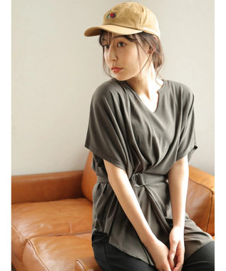 Green Parks ・FRUIT OF THE LOOM ロゴキャップ Charcoal Gray
