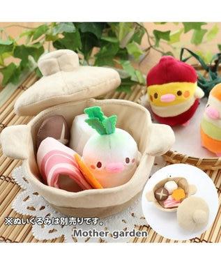 Mother garden こぴよフレンズ お鍋風お風呂セット 0