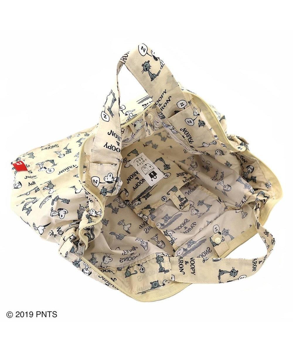 ROOTOTE 8126【はっ水加工:雨からバッグを守る】RT.LTレイニールーピーナッツ-5B 02:アイボリー