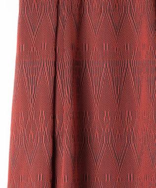 GRACE CONTINENTAL カラミキカスカート レッド