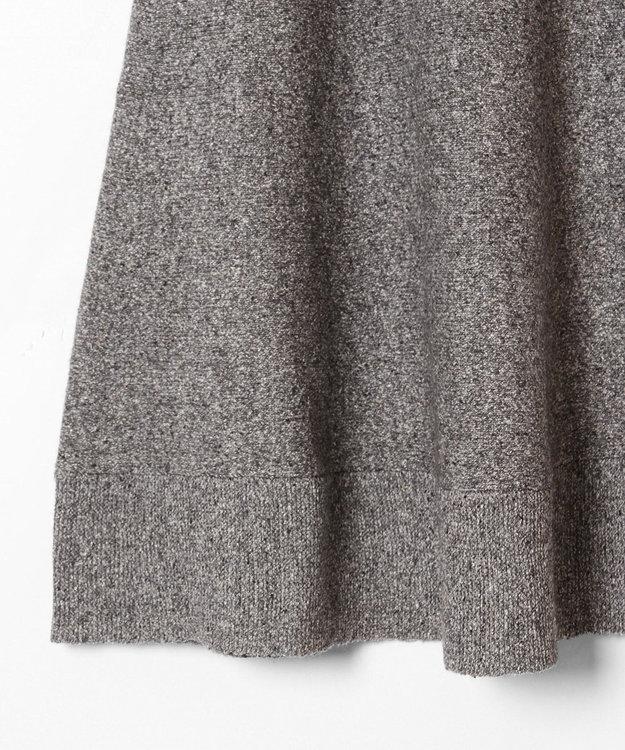 GRACE CONTINENTAL ツイーディーニットスカート
