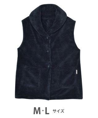 Wing 【羽織物】ベストタイプ フリース素材 ポケット付き ウイング/ワコール コン