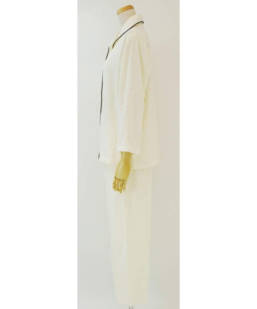 UCHINO エアリータッチレディスパジャマ アイボリー