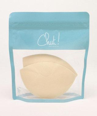 Chut! INTIMATES PAD (パッド ハーフカップタイプ ) (C078) ライトベージュ