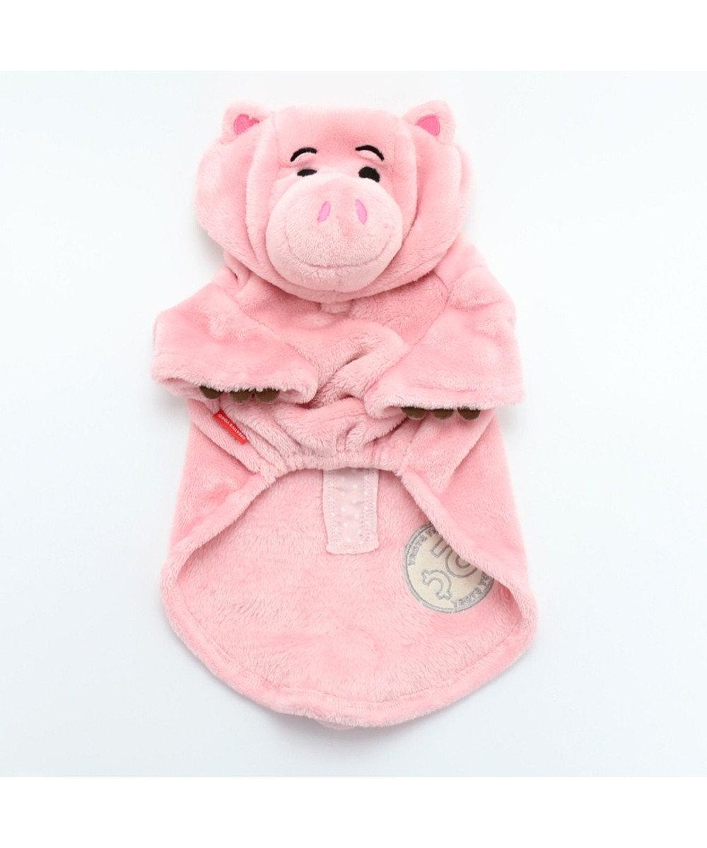PET PARADISE ディズニー トイ・ストーリー ハム なりきり〔小型犬〕 ピンク(淡)