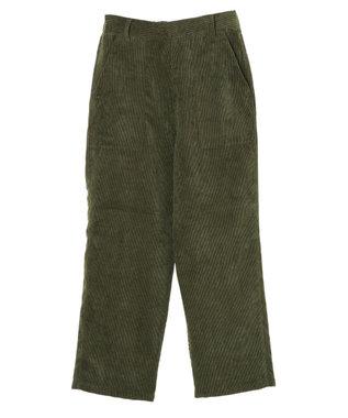 Green Parks nougatine コールテンベイカーパンツ Khaki