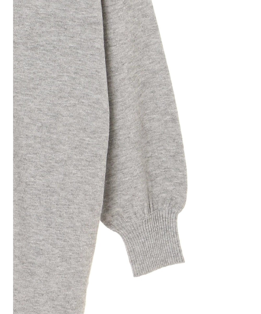 Green Parks トッパーカーデ Gray Mixture