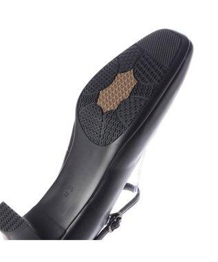 ing <ing>【4.5cmヒール】ストラップ付ブラックパンプス ブラック