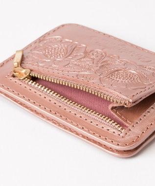 GRACE CONTINENTAL Mini Wallet3 ピンクゴールド