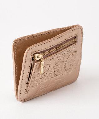 GRACE CONTINENTAL Mini Wallet3 ブロンズ