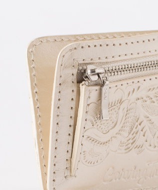 GRACE CONTINENTAL Mini Wallet3 パールホワイト