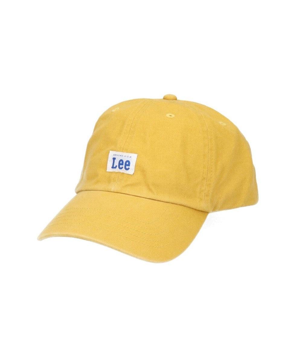 Hat Homes 【リー】 コットン ローキャップ YELLOW