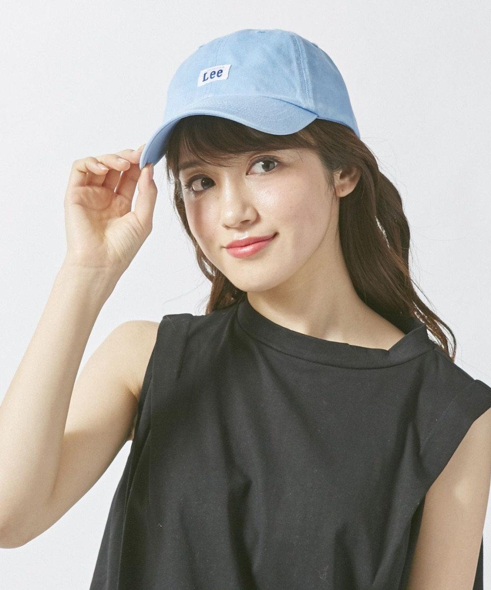 Hat Homes 【リー】 コットン ローキャップ BLUE