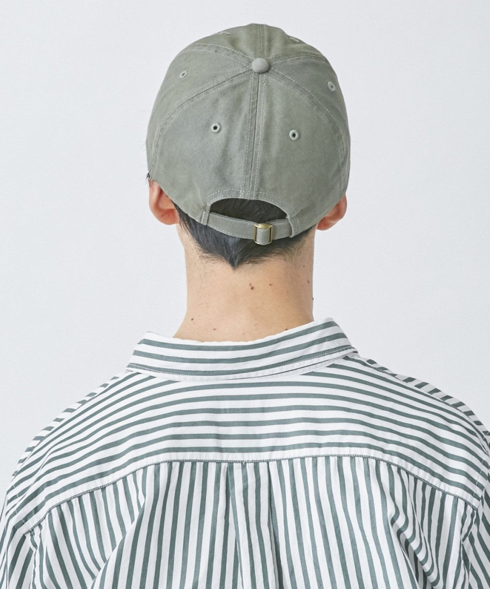 Hat Homes 【リー】 コットン ローキャップ GREEN