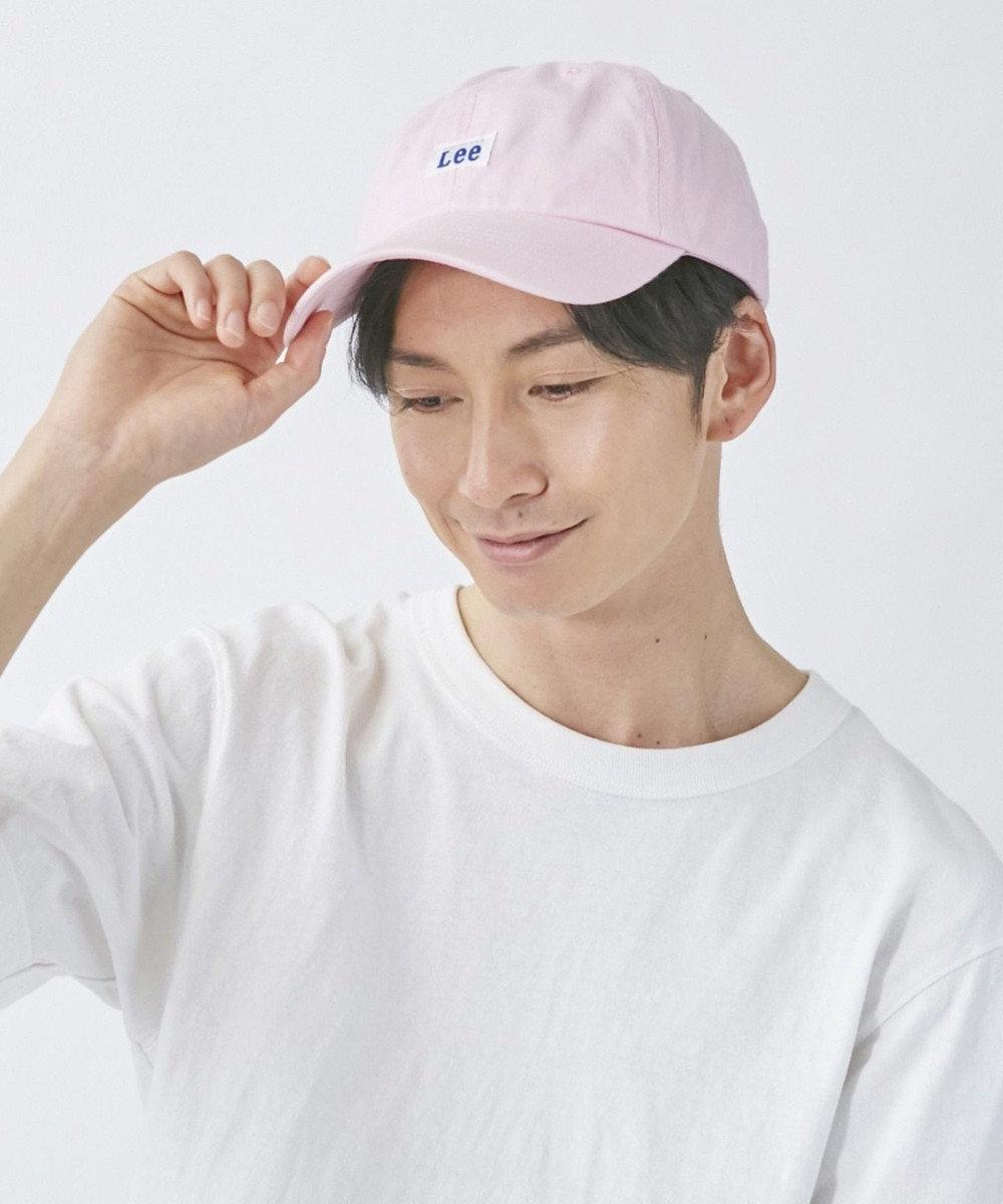 Hat Homes 【リー】 コットン ローキャップ PINK