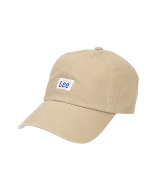 Hat Homes 【リー】 コットン ローキャップ BEIGE