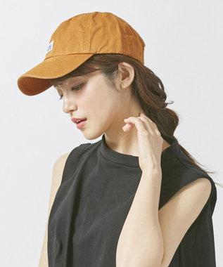 Hat Homes 【リー】 コットン ローキャップ ORANGE