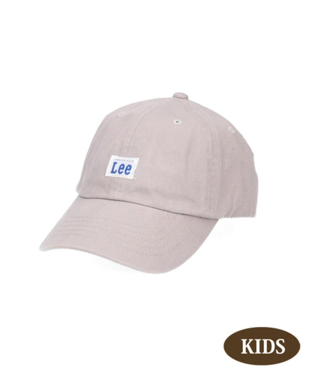 Hat Homes 【リー キッズ】 キッズ コットン ローキャップ GRAY
