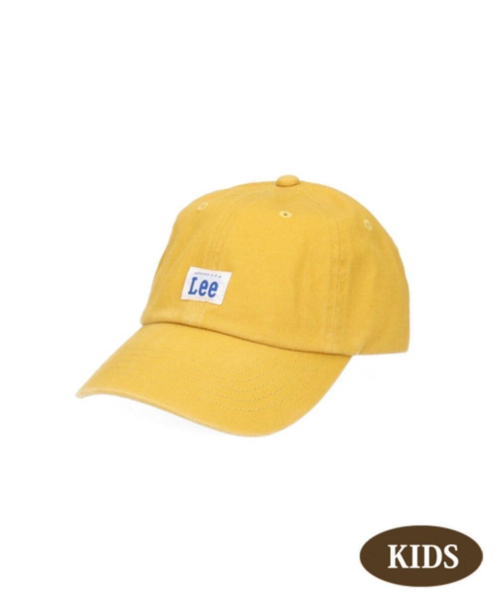 Hat Homes 【リー キッズ】 キッズ コットン ローキャップ YELLOW