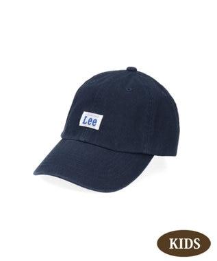 Hat Homes 【リー キッズ】 キッズ コットン ローキャップ NAVY