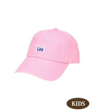 Hat Homes 【リー キッズ】 キッズ コットン ローキャップ PINK