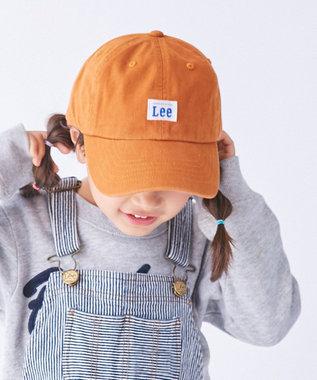 Hat Homes 【リー キッズ】 キッズ コットン ローキャップ ORANGE