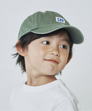 Hat Homes 【リー キッズ】 キッズ コットン ローキャップ GREEN