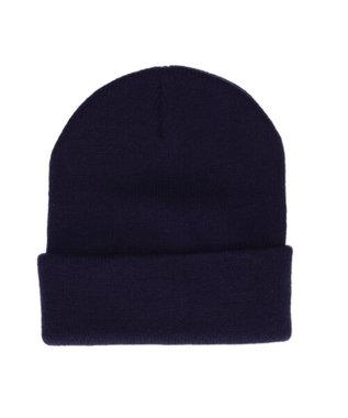 Hat Homes 【フィラ】 フィラロゴ ニット帽 BROWN