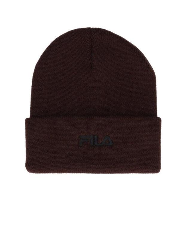 Hat Homes 【フィラ】 フィラロゴ ニット帽