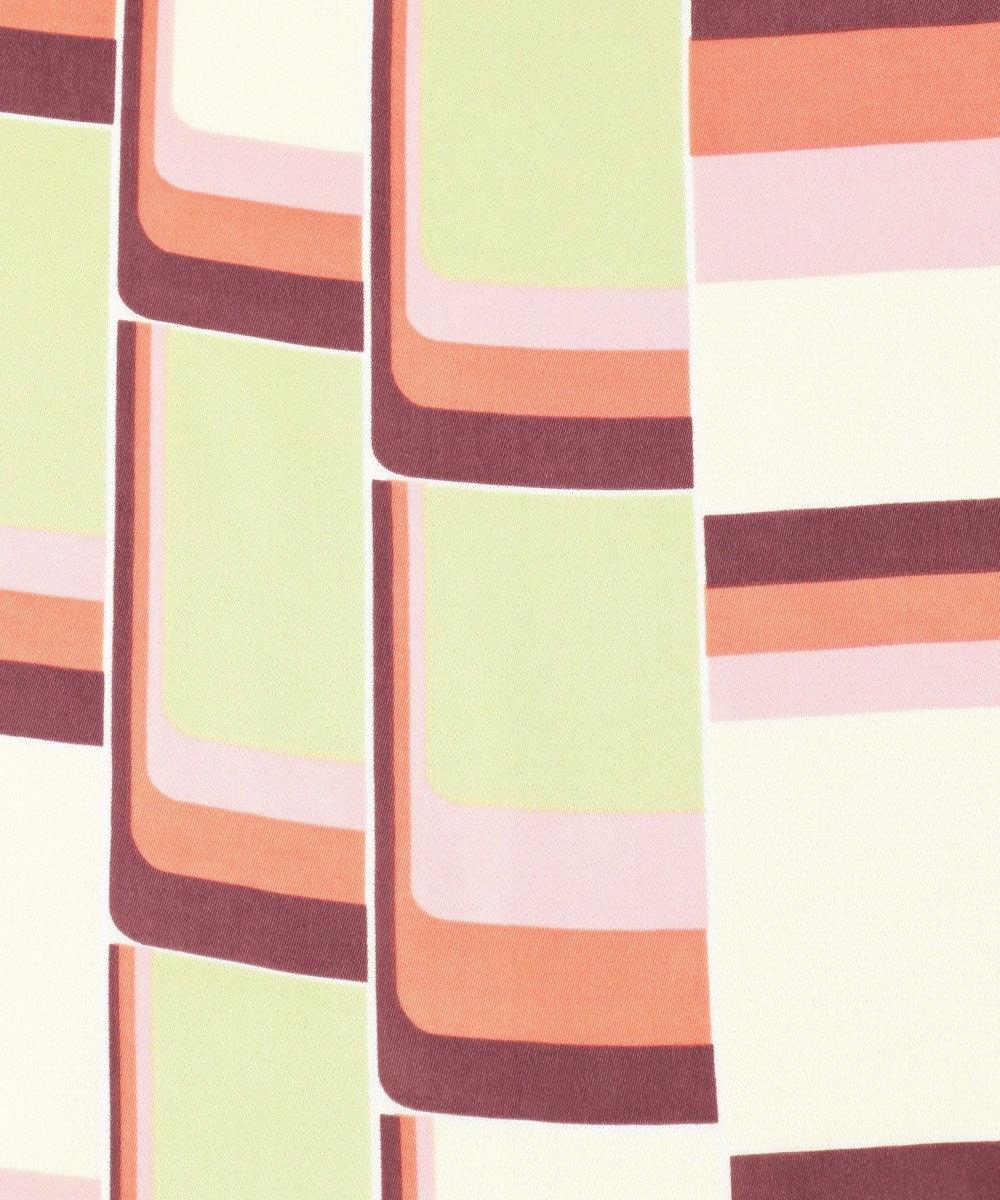 UNBILLION 【テレビ ドラマ着用アイテム】cachecache スカーフ付きショルダーバッグ パープル