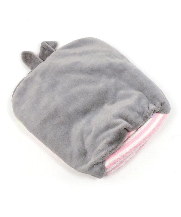 PET PARADISE ペットパラダイス うさぎペット寝袋 もこふわ