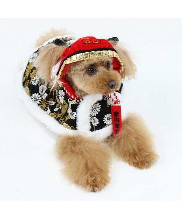 PET PARADISE ペットパラダイス 獅子舞コート〔小型犬〕 お正月 年賀状