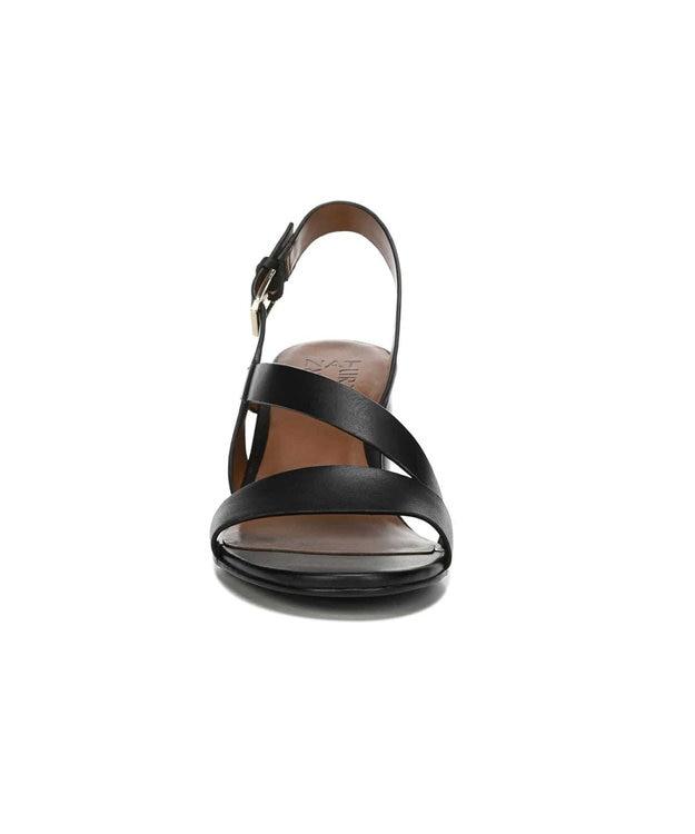 REGAL FOOT COMMUNITY 【ナチュラライザー】N573/斜めベルト バックストラップ ヒールサンダル
