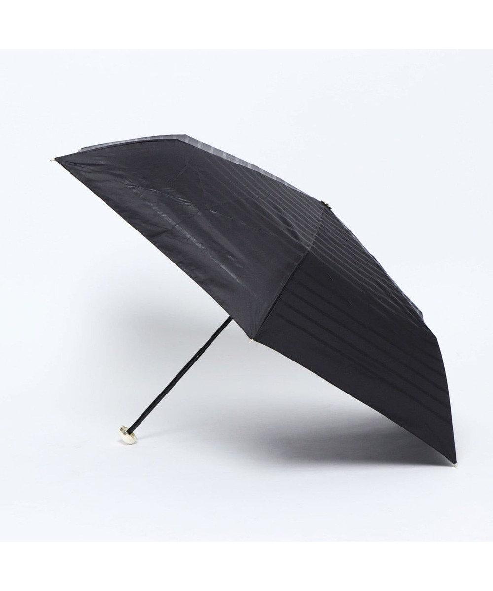 Y'SACCS 晴雨兼用ポータブルアンブレラ (折り畳み傘) ブラック