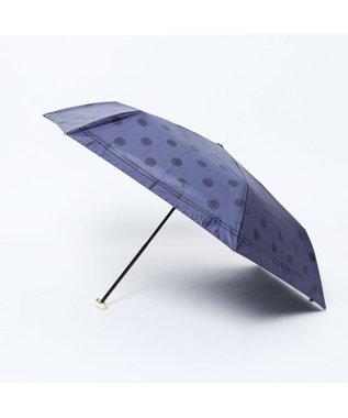 Y'SACCS 晴雨兼用ポータブルアンブレラ (折り畳み傘) ネイビー