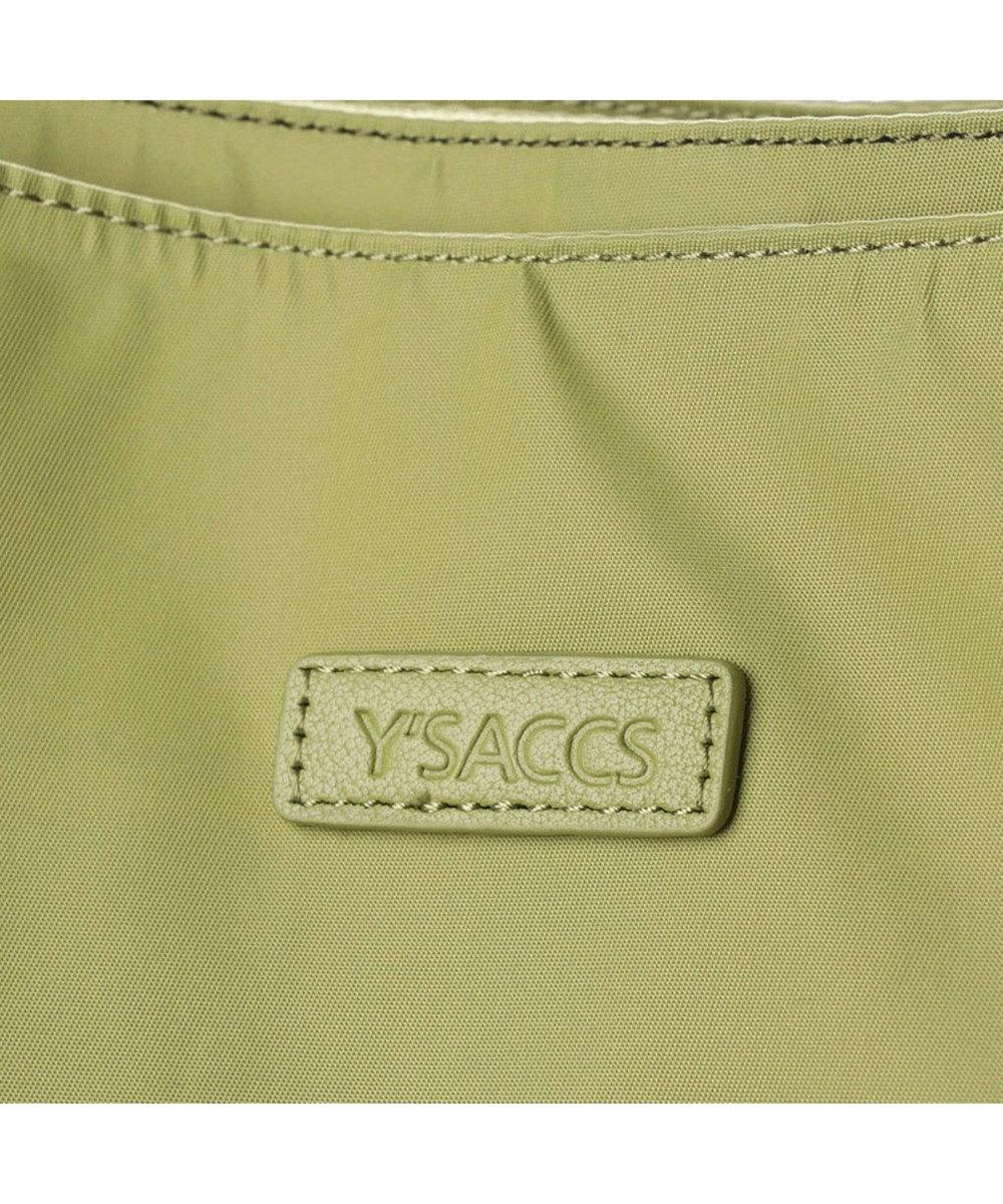 Y'SACCS NEWすっきりシリーズ トートLサイズ グリーン